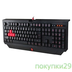 Keyboard  A4Tech Bloody B120 Black USB