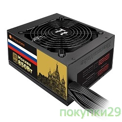 Блок питания Блок питания Thermaltake Russian Gold  W0428RE Moscow  850W / APFC / 80+ Gold