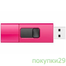 Носитель информации USB 2.0 Silicon Power USB Drive 8Gb, Ultima U05 SP008GBUF2U05V1H Peach
