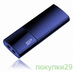 Носитель информации USB 3.0 Silicon Power USB Drive 16Gb, Blaze B05 SP016GBUF3B05V1D, Blue