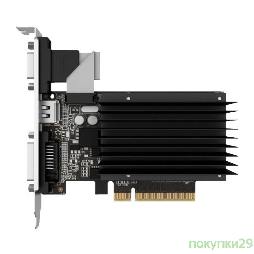 Видеокарта PALIT GeForce GT730 2Gb 64bit sDDR3 RTL