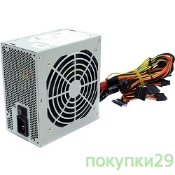 Блок питания INWIN 600W OEM RB-S600BQ3-3 6104207 ATX 12cm sleeve fan  v.2.2   RB