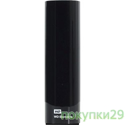 Носитель информации WD Portable HDD 4Tb Elements Desktop WDBWLG0040HBK-EESN