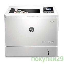 Принтер HP LJ Enterprise 500 color M553dn (B5L25A) (A4, 1200dpi, ImageREt 3600, 38(38) ppm, 1 Gb, 2 trays 100+550, Duplex, USB/GigEth, repl. CF082A)