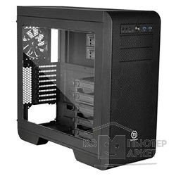 Корпус Case Tt Core V51  CA-1C6-00M1WN-00  ATX/ win/ black/ USB3.0/ no PSU