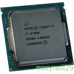 Процессор CPU Intel Core i7-6700K Skylake BOX