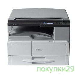 Принтер Ricoh MP 2014D (A3, 20стр/мин, дуплекс, крышка, цв.сканер, в комплекте тонер (4000стр), девелопер, инструкция  910371