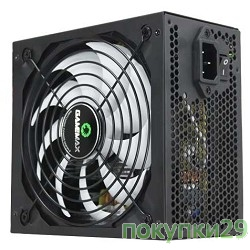 Блоки питания GameMax (GP-650) Блок питания ATX 650W GameMax GP-650