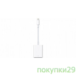 Аксессуар MJYT2ZM/A Apple Lightning to SD Card Camera Reader