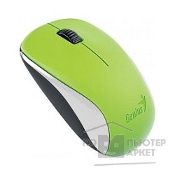 Мышь Genius NX-7000 G5 Hanger Green, 2.4Ghz wireless BlueEye mouse 1200 dpi powerful BlueEye AA x 1