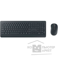 Клавиатура Microsoft Wireless Desktop 900 Black USB (PT3-00017)