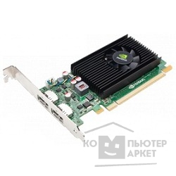 Видеокарта PNY NVS 310DP 1GB RTL VCNVS310DP-1GB-PB QUADRO, PCIEx16