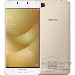 "Смартфон Asus ZenFone Max ZF4 ZC554KL 16Gb gold monoblock 3G 4G 2Sim 5.5""IPS 720x1280 And7.0 13Mp 90AX00I2-M00020"