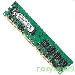 Модуль памяти Kingston DDR-II 2GB (PC2-6400) 800MHz KVR800D2N6/2G(SP)