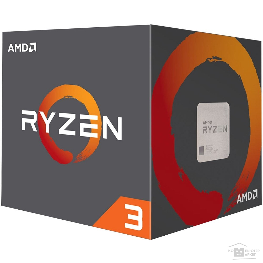 Процессор CPU AMD Ryzen Ryzen 3 1300X BOX