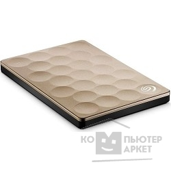 Носитель информации Seagate Portable HDD 2Tb Ultra Slim STEH2000201 1X3AD4-570 GOLD