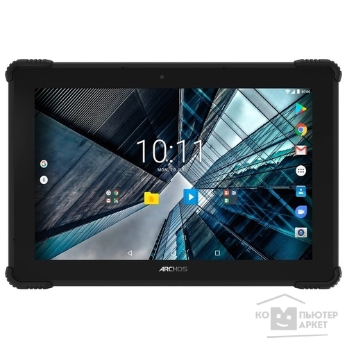 "Планшетный компьютер Archos Sense 101X 32GB 4G 10""/1280 x 800 IPS/2GB/32GB/Mediatek MT8735 ARM Mali-450MP4/LTE,WiFi,BT,GPS/USB Type-C, MicroSD, 3.5мм/6000mAh/Android 7.0 Nougat"