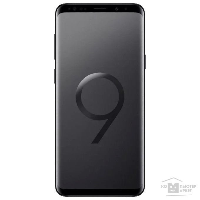 Мобильный телефон Samsung Galaxy S9+ 64GB SM-G965F/DS (чёр.брил.) SM-G965FZKDSER
