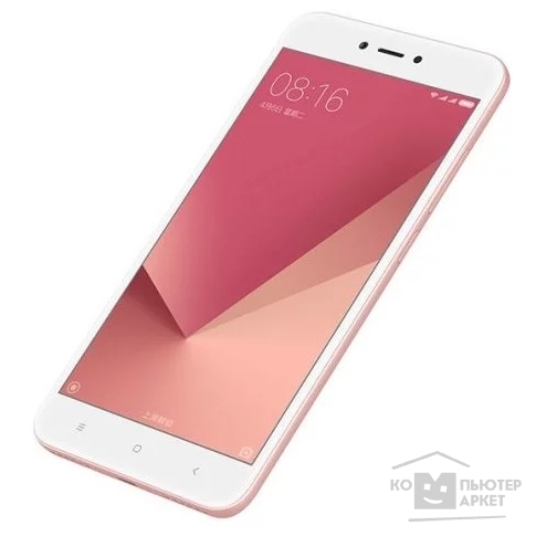 Смартфон/акссесуар Xiaomi Redmi 5A 16Gb Rose Gold