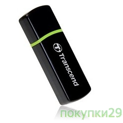 Устройство считывания USB 2.0 Multi-Card Reader P5 All in 1 Transcend TS-RDP5K Black