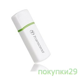 Устройство считывания USB 2.0 Multi-Card Reader P5 All in 1 Transcend TS-RDP5W White