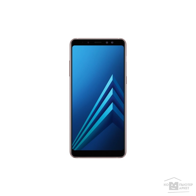 Мобильный телефон Samsung Galaxy A8 (2018) SM-A530F/DS blue (синий)