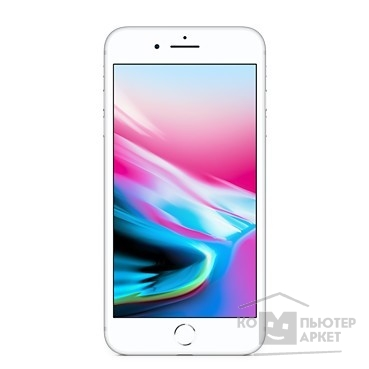 Смартфон Apple iPhone 8 PLUS 256GB Silver (MQ8Q2RU/A)
