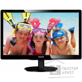 "Монитор LCD PHILIPS 19,5""200V4LAB2 (00/01)черный"