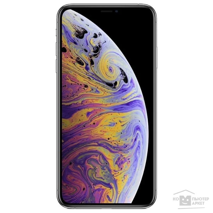 Смартфон Apple iPhone XS MAX 256GB Silver (MT542RU/A)