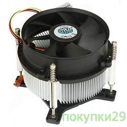вентилятор Cooler Master for Intel (CP6-9HDSA-0L-GP) для s1156