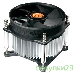 Вентилятор Cooler Thermaltake (CL-P0556) for S1156 - 95W 3 pin