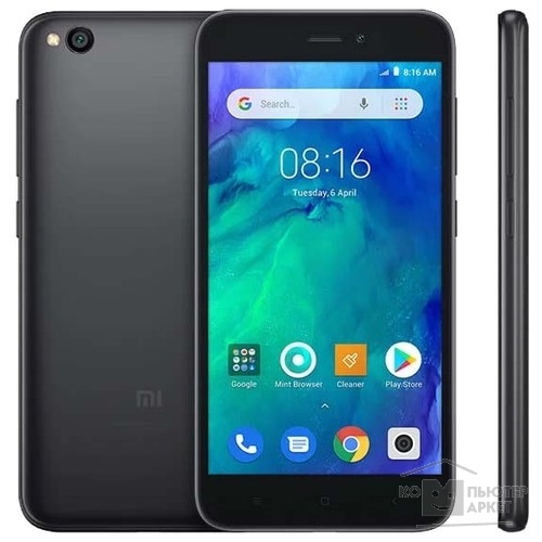 Смартфон/акссесуар Xiaomi Redmi Go 8GB Black  X22325