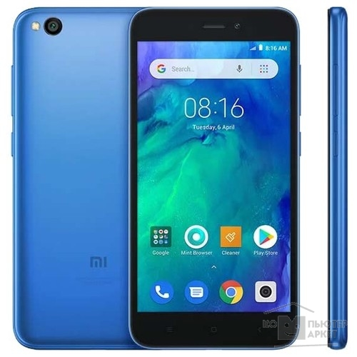 Смартфон/акссесуар Xiaomi Redmi Go 8GB Blue