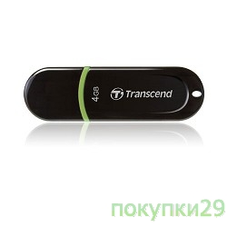 Носитель информации USB 2.0 Transcend JetFlash 300 4Gb (TS4GJF300)