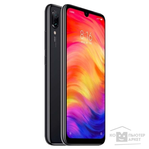 Смартфон/акссесуар Redmi note 7 3GB+32GB Space Black (620693)