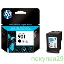 Картридж CC653AE HP картридж 901  Officejet J4524/4535/4580/4624, черный