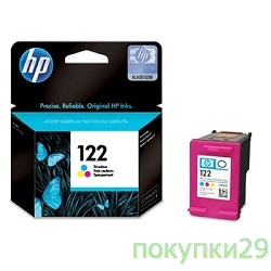 Картридж CH562HE HP 122 Deskjet 1050/2050/2050s Ink Cartridge,Tri-color