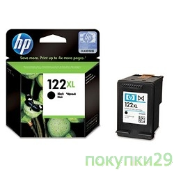 Картридж CH563HE HP 122XL Black Ink Cartridge