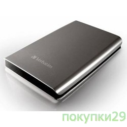 носители информации HDD 500Gb Verbatim USB3.0 Portable HDD 53021