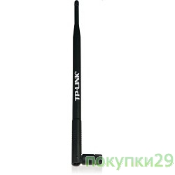 Сетевое оборудование TP-Link TL-ANT2408CL Антенна 2.4GHz 8dBi Indoor Omni-directional Antenna, RP-SMA Male connector, No