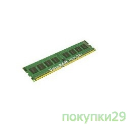 Модуль памяти Kingston DDR-III 8GB (PC3-10600) 1333MHz KVR1333D3N9/8G