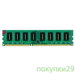 Модуль памяти Kingmax DDR-III 4GB (PC3-12800) 1600MHz