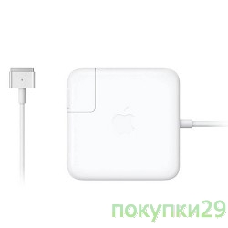 Аксессуары Apple MD565Z/A Apple MagSafe 2 Power Adapter - 60W (MacBook Pro 13-inch with Retina display)