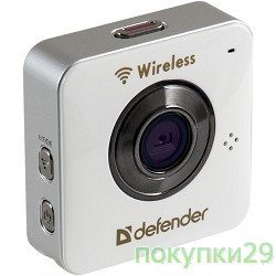 Defender Web-камеры Defender WiFi камера Multicam WF-10HD white