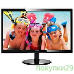 "Монитор LCD PHILIPS 24""246V5LSB (00/01)"