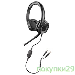 Гарнитуры PLANTRONICS Plantronics Audio 355 стерео гарнитура 79730-05