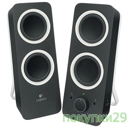 Колонки 980-000810 Колонки Logitech Z-200, Speakers, midnight black
