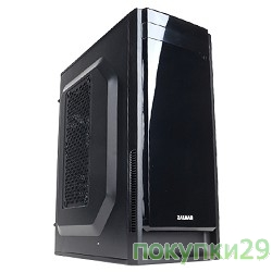 Корпус MiniTower Zalman ZM-T2 Plus